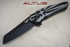 Jake Hoback Knive OSF Cross Fallout (Black)