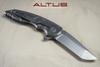 Jake Hoback Knives A8 Slimline Folder (Blade Stonewash Finish)