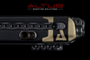J Allen Enterprises JAE-700 SA Chassis w/ Nose Art (Swat Black w/ Grit Tan)