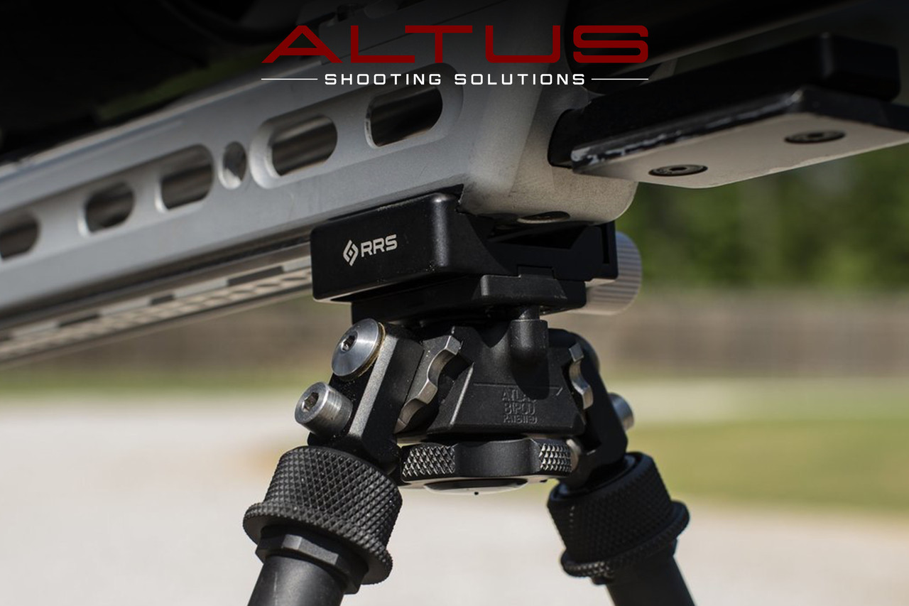 Really Right Stuff BTC-Pro Clamp for Atlas Bipods