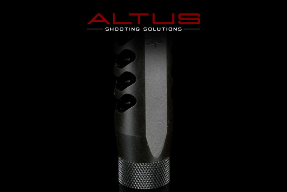 Seekins Precision AR ATC Muzzle Brake