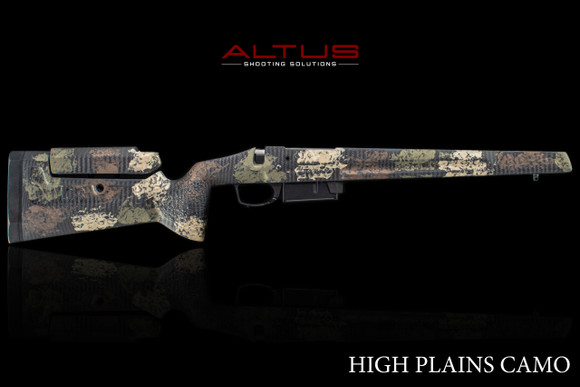 Manners Elite Tactical PRS2 Stock (Gen 2 Mini-Chassis)