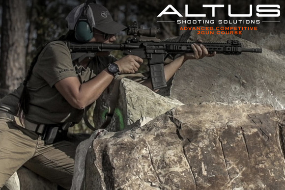 ALTUS Advanced Competitive 2-GUN Course w/ Rodney May