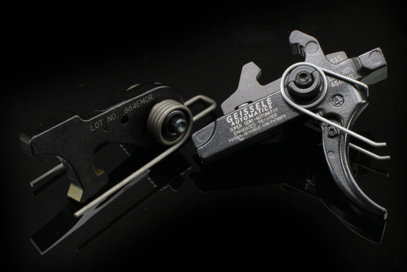 Geissele Super Semi-Automatic Enhanced Trigger-Large Pin (SSA-E)