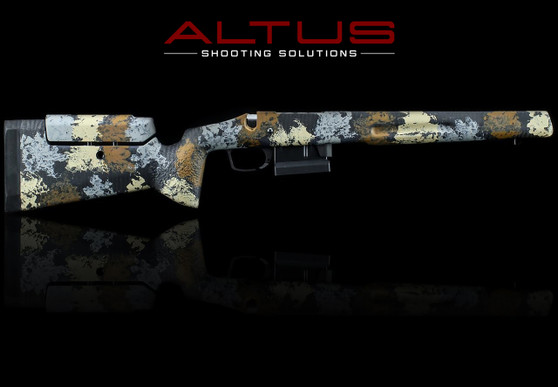 Manners T6A Elite Tactical w/ Gen 2 mini-chassis