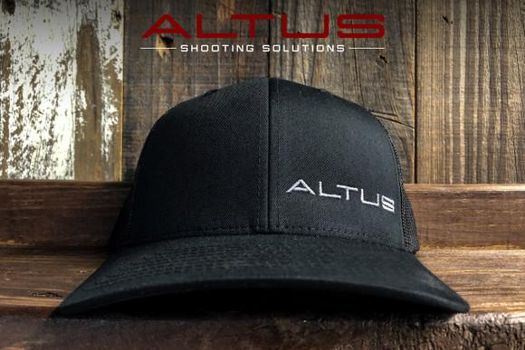 ALTUS Side Logo Hat (Grey)