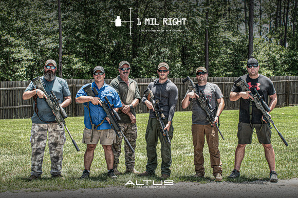 ***Sold Out 1 MIL RIGHT Advanced Sniper Course for Law Enforcement