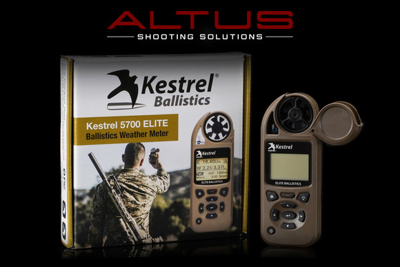 Kestrel Elite w/ Applied Ballistics