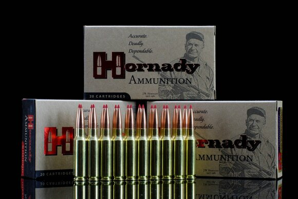 Hornady 6.5 Creedmoor 147gr ELD Match Ammo