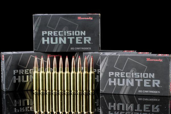 Hornady Precision Hunter 6.5 Creedmoor 143gr ELD-X