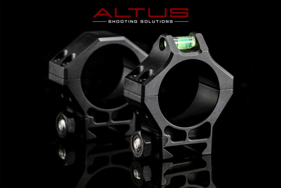Hawkins Precision Ultra Light Tactical Scope Rings w/ Level (34mm)