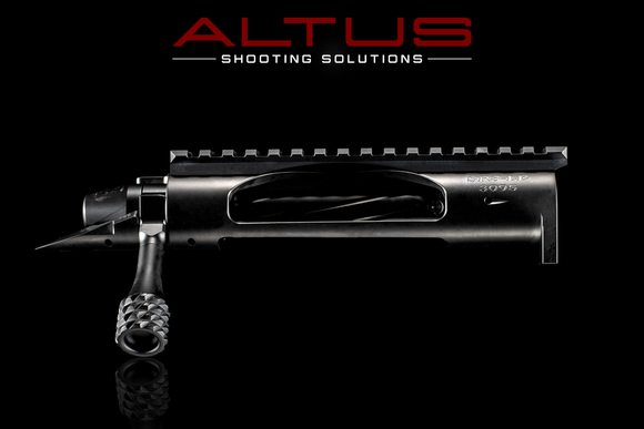Bighorn Arms SR3 Hunting Action (DLC Coated)