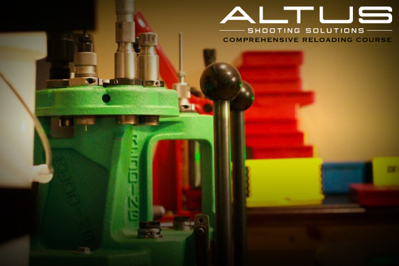 The ALTUS Comprehensive Reloading Course