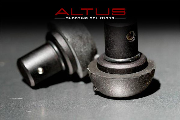 Atlas Bipod Rubber Feet