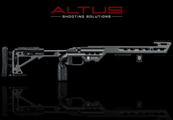 MPA Masterpiece Arms BA Competition Chassis (Remington 700 LA)