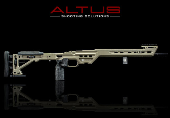 Masterpiece Arms BA Competition Folding Chassis