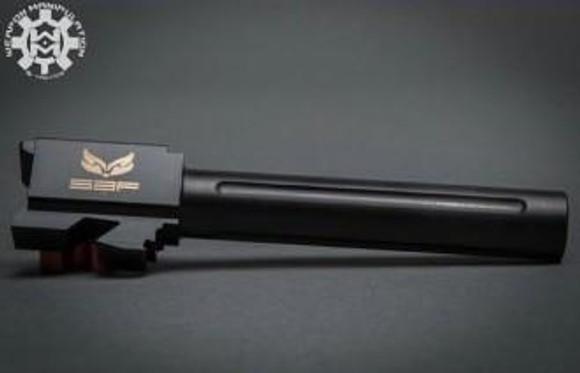 S3F Solutions Glock 19 Drop In Match Grade Barrel