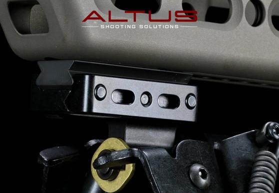 Masterpiece Arms DLOC-S Harris Bipod Interface