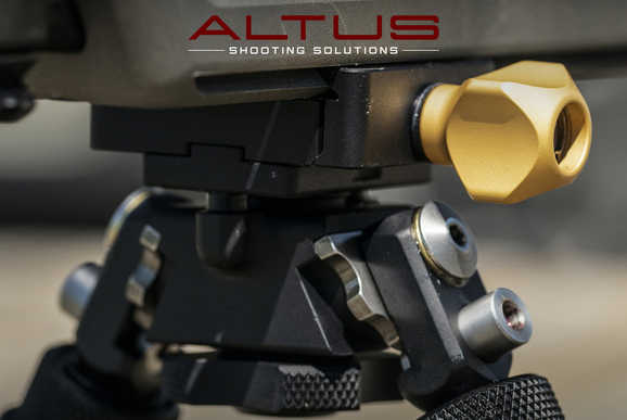 Area 419 ARCALOCK Clamp for Atlas/Harris Bipods