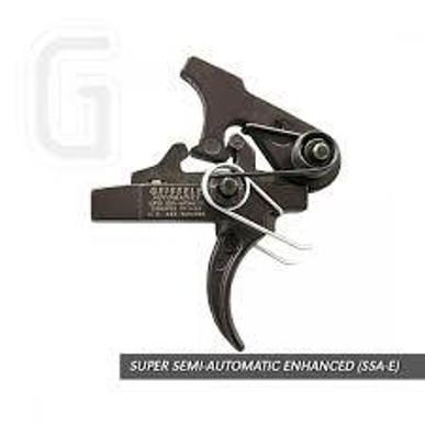 Geissele Super Semi-Automatic Enhanced Trigger (SSA-E)