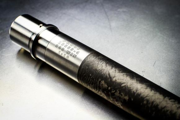 Proof Research AR-10/Variant Carbon Fiber Wrapped Barrel