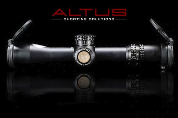 Nightforce Optics 4-16x42 ATACR F1 Rifle Scope