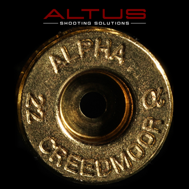 Alpha Munitions 22 Creedmoor LRP (Large Rifle Primer)