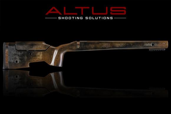 "Foundation Rifle Stocks ""Exodus Light"" for Impact Precision 737R"