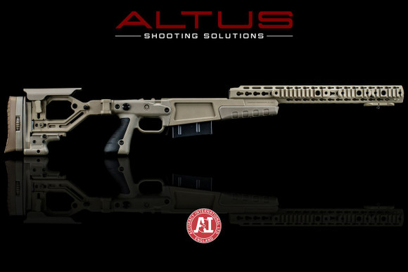 Accuracy International AICS AX MKII Chassis (Rem 700 Long Action)