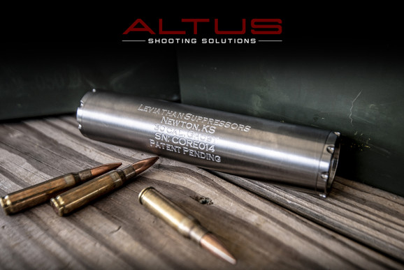 "Leviathan Suppressors ""Ghost"""