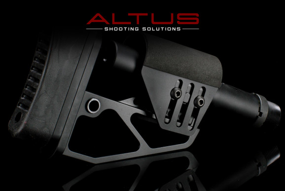 XLR Industries Tactical AR Buttstock