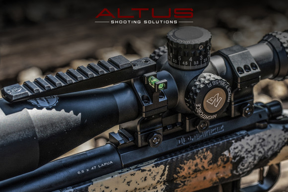 Hawkins Precision 34mm Heavy Tactical One Piece Scope Mount