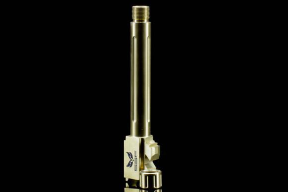 S3FSolutions Glock 17 Match Grade Drop In Barrel 1