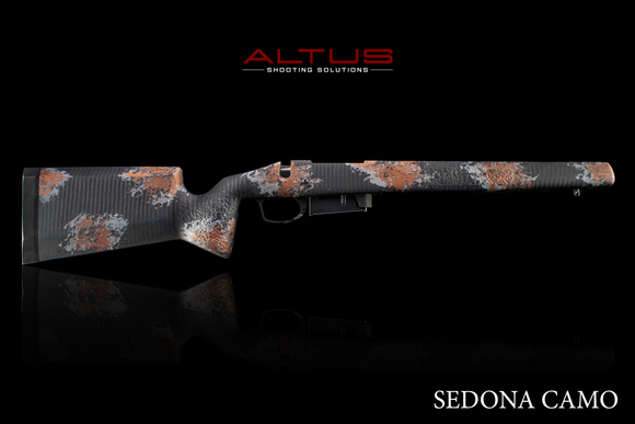Manners EH1 Elite Hunter Series w/ Gen 2 mini-chassis for Remington 700
