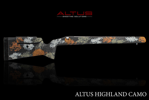 Manners EH1A Elite Hunter w/ M5 DBM Inlet