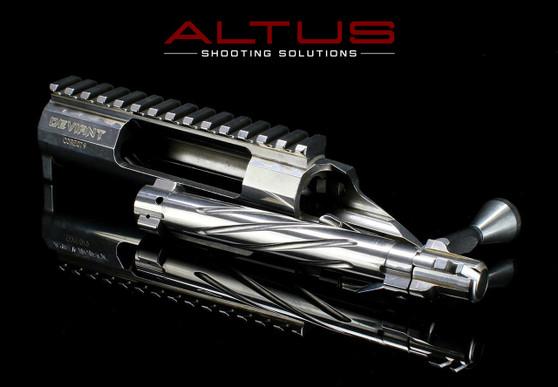 Left Hand Defiance Machine Deviant Tactical Medium Action (Remington 700 Short Action)