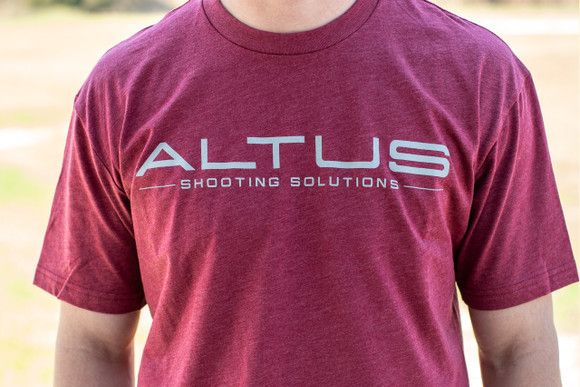 Altus Shooting Solutions Cardinal T-Shirt