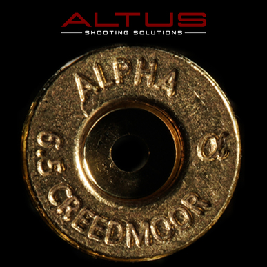 Alpha Munitions 6.5mm Creedmoor LRP (Large Rifle Primer)