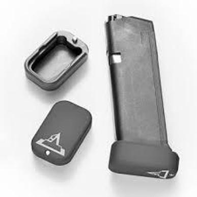 Taran Tactical Glock Base Pads Small 40/9 +3/+4