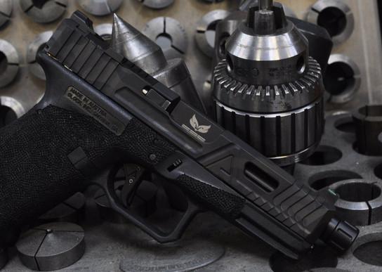 S3FSolutions Glock 23 9mm Match Grade Conversion Barrel