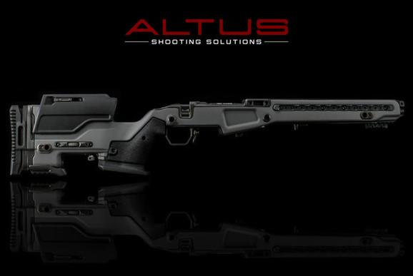 J Allen Enterprises JAE-700XL (Titanium Grey w/ Swat Black)