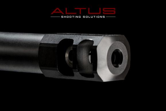 Impact Precision Shooting Muzzle Brake