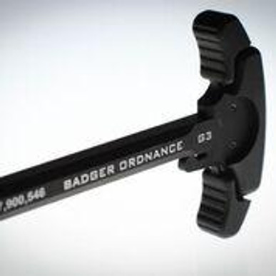 Badger Ordnance Gen 3 Ambidextrous Charging Handle - 7.62 Platforms
