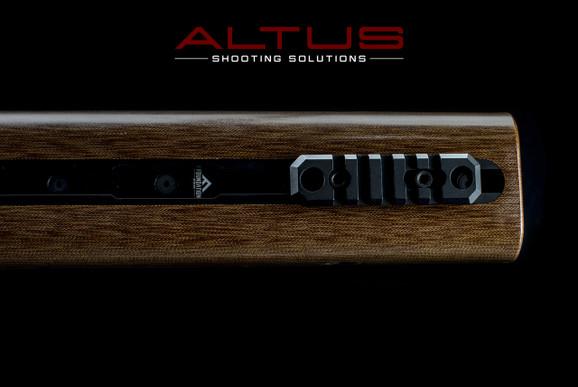 "Foundation Rifle Stocks 3.1"" 5 Slot Picatinny Adapter"