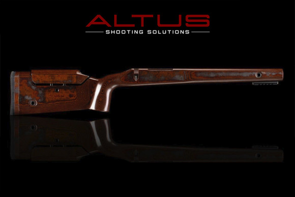 "Foundation Rifle Stocks ""Exodus Light"" for Bighorn Arms TL3 Short Action"