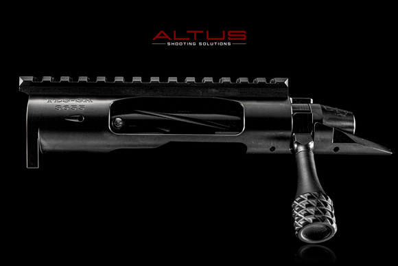 Bighorn Arms TL3 Short Action (Left Hand, DLC Coated)
