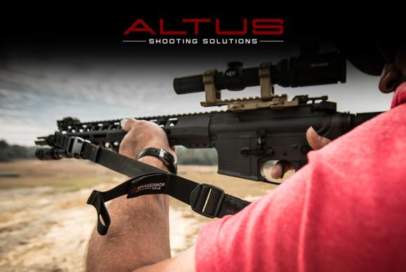 Armageddon Gear Convertible Carbine Sling w/ QD swivels