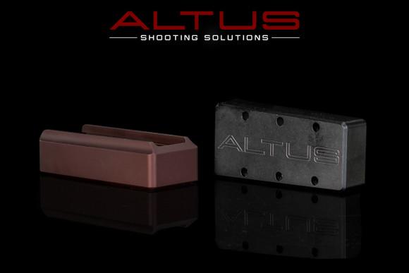 """ALTUS +2s"" AICS Style Magazine Base Pad"