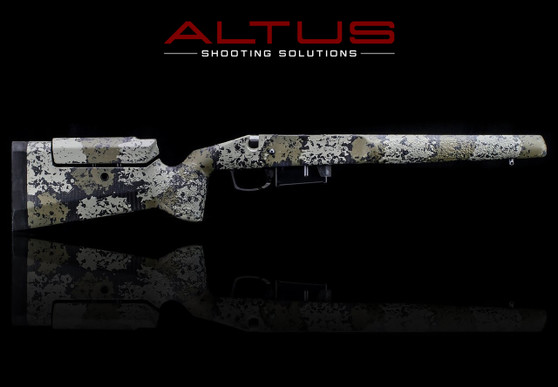 Manners T2A Elite Tactical w/ Gen 2 mini-chassis