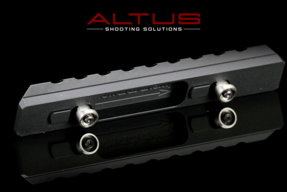 Seekins Precision KeyMod Picatinny Rail